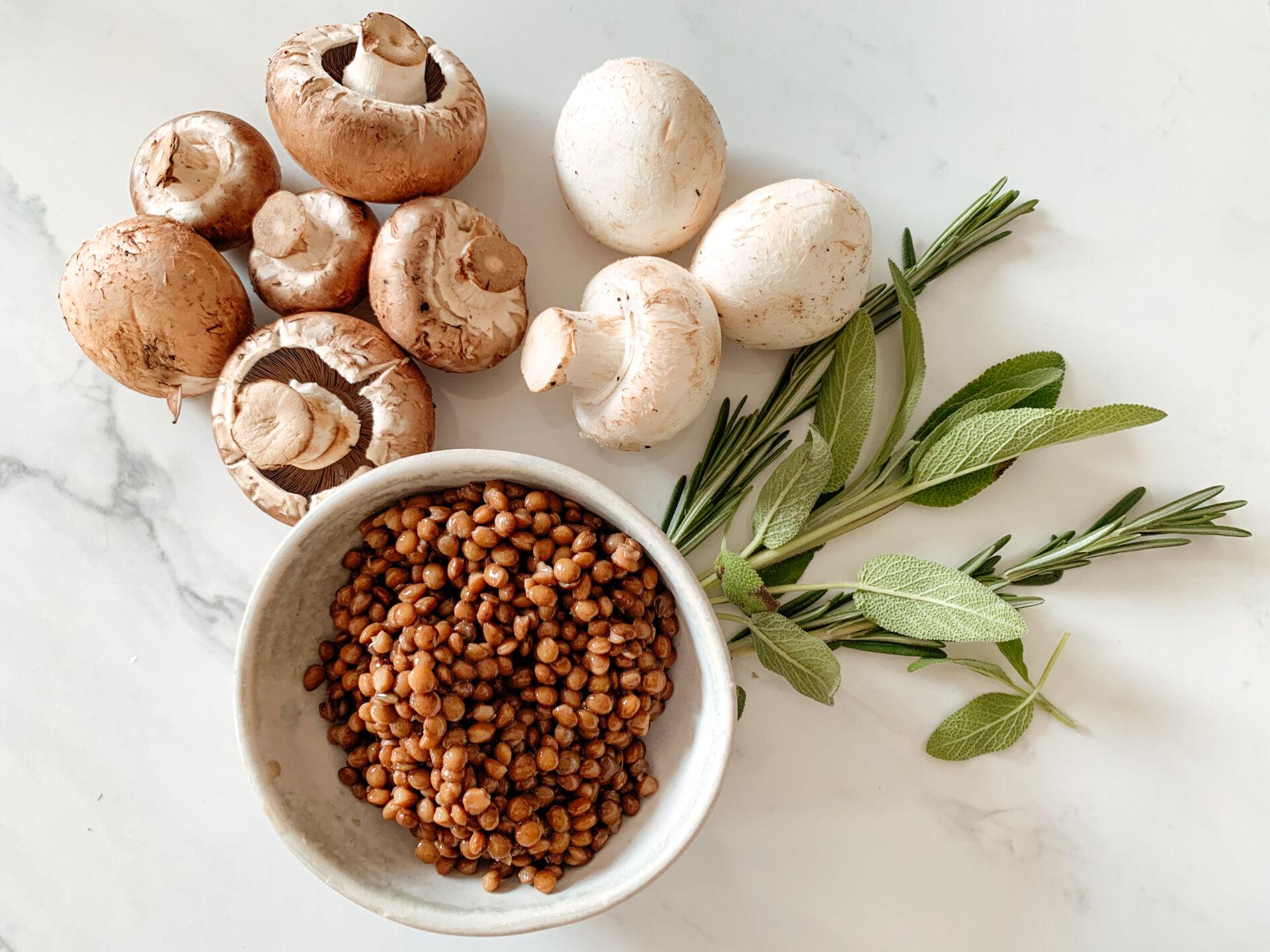 Vegetarian Mushroom Ragu