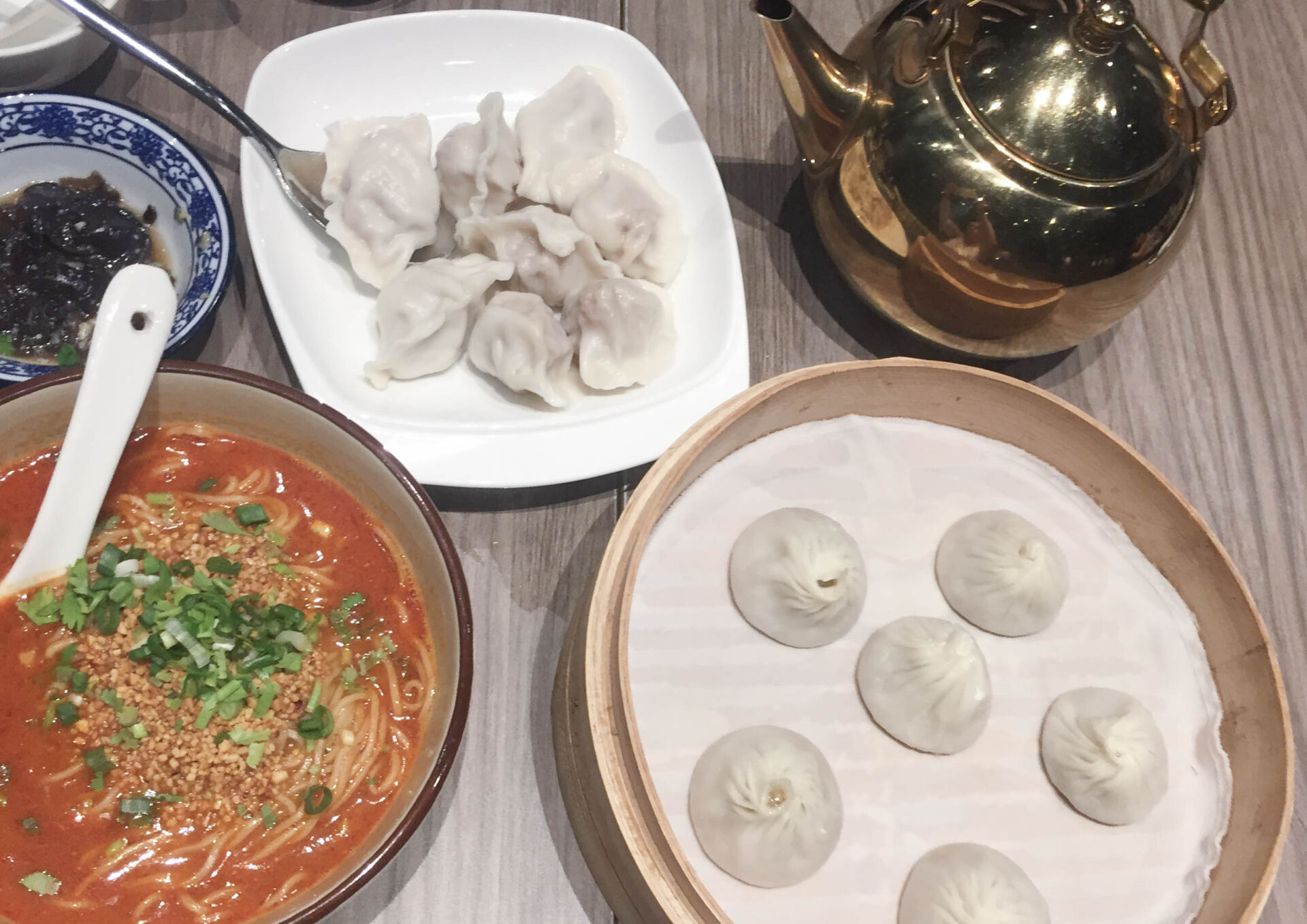 Where to eat KL
